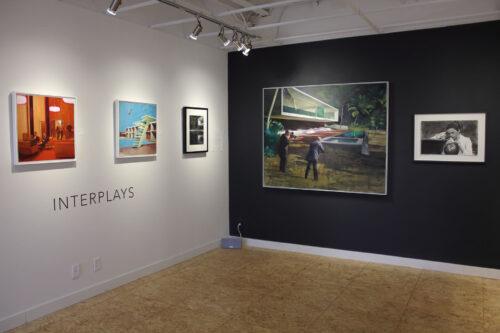 INTERPLAYS – Installation views